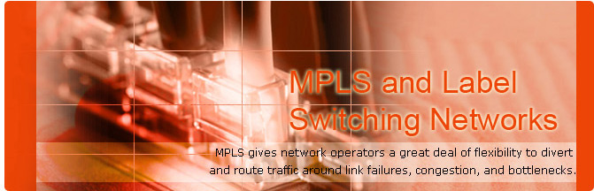 MPLS and Label Switching Network